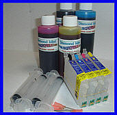 Epson refill cartridges