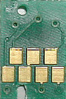 Epson Resetable Chips, Epson Single Use Chip, One time use chip.